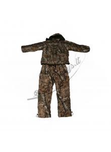 Žieminis kostiumas žvejybai