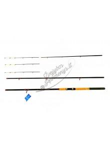 Dugninė meškerė Samurai Feeder 3.60-4.50m  iki 150g.