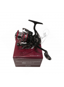 Ritė Daiwa Ninja LT Match and Feeder 4000