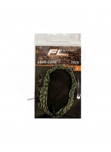 Karpinis pavadėlis FL Lead Core 70cm