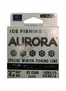 Žieminis valas Aurora Ice Fishing line 0,08-0,18mm