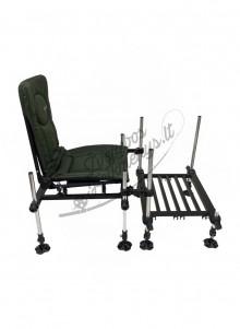 Kėdė Cuzo F3 su pedanu