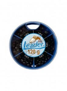 Švinukų rinkinys Leader 0,25-1,80g