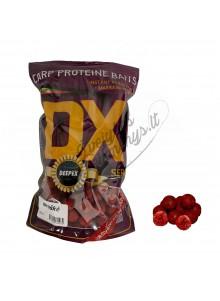 Deepex Baltyminiai kukuliai 18mm - Braškė