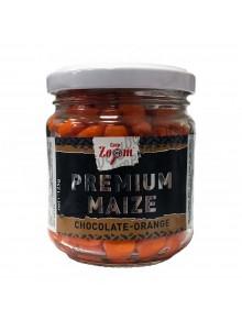 Premium konservuoti kukurūzai CarpZoom - Šokoladas Apelsinas