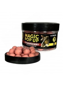 Boiliai Magic Pop Up 10mm - Strawberry