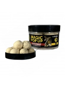 Boiliai Magic Pop Up 16mm - Coconut