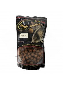 Boiliai Magic Boilies ExtraCarp 1kg - Mango