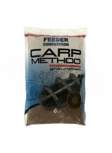 Jaukas Feeder Competition Carp Method Groundbait - Hot Spice Fish