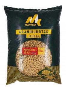 Granuliuotas mišinys su kukurūzais ir soja Marmax