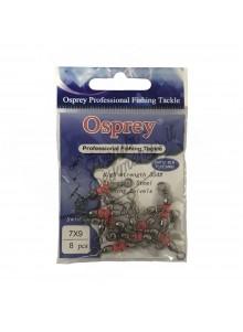 Trigubi suktukai Osprey