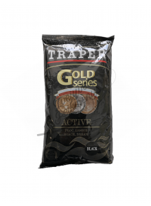 Jaukas Trapper Gold Series Active Black 1kg
